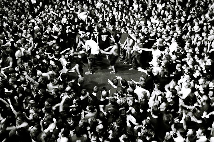 Under Pressure Sound Of Life Moshpit People Blackandwhite The Fan Club in Köln Shades Of Grey For The Love Of Music Capture The Moment One Wild Night Photography In Motion Need For Speed Festival Season People And Places Monochrome Photography Flying High BYOPaper! Black And White Friday #urbanana: The Urban Playground Analogue Sound