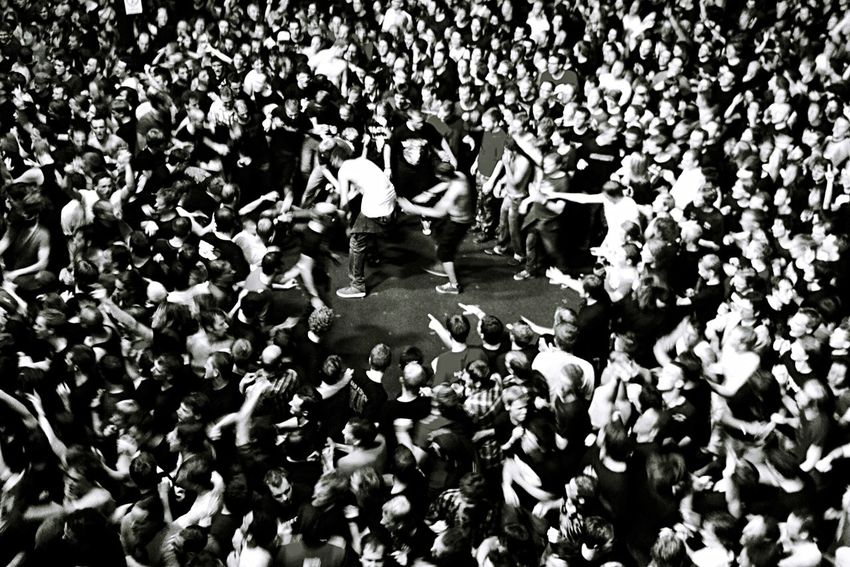 Under Pressure Sound Of Life Moshpit People Blackandwhite The Fan Club in Köln Shades Of Grey For The Love Of Music Capture The Moment One Wild Night Photography In Motion Need For Speed Festival Season People And Places Monochrome Photography Flying High BYOPaper! Black And White Friday