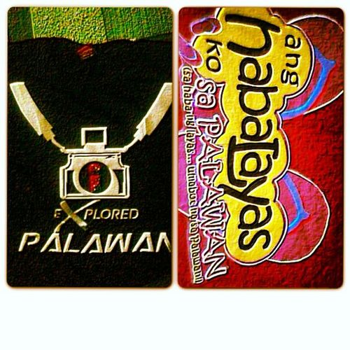 Pasalubong Shirt Palawan Habalayas IcapturedPalawan