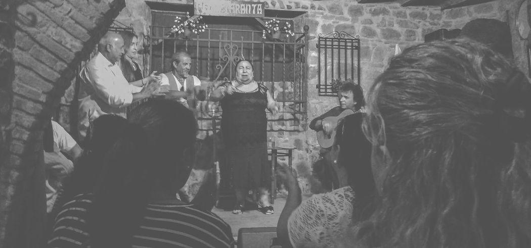 Flamencos Fiesta Flamenca Flamenco Jaen Province Jaen Provincia Linares Linares Flamenco Patrimonio Etnológico Quejío