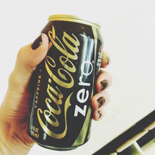 Coka Cola Zero Coffeein Yummy