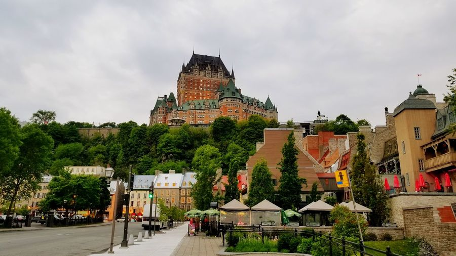 Quebec Quebec City City King - Royal Person Place Of Worship Ancient Civilization Royalty History Ancient Religion Business Finance And Industry Cultures