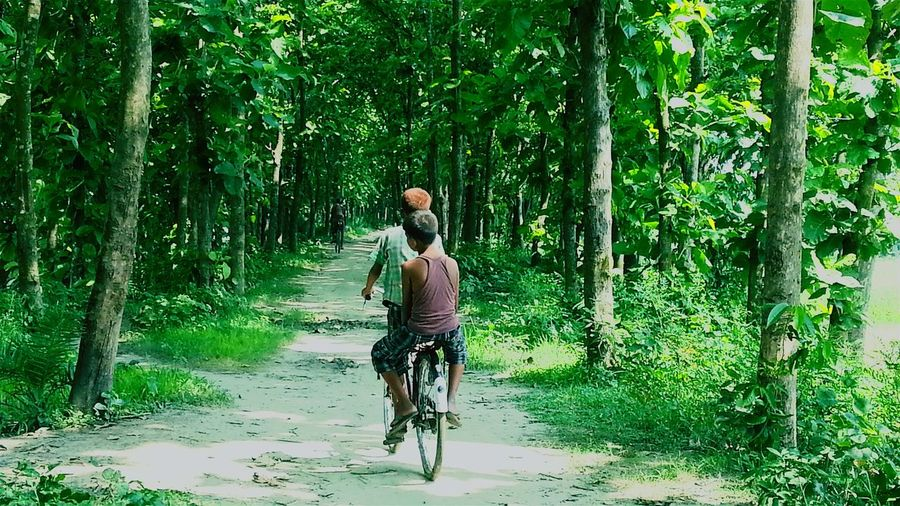 Lets Go Leaving the Jungle of Concrete to The Jungle of Nature .... Enjoy Nature ... The Home of Native Tribals... Life is Peacful in the Jungle Celebrate Your Ride Snapshots Of Life The Street Photographer - 2015 EyeEm Awards Life If Beautiful Beautyful Earth Happyness Is Everywhere Green Nature On Your Doorstep The Great Outdoors - 2015 EyeEm Awards at Berhampore India