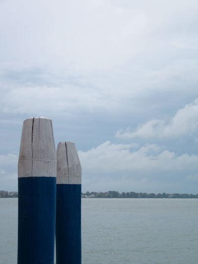 Pylons mooring