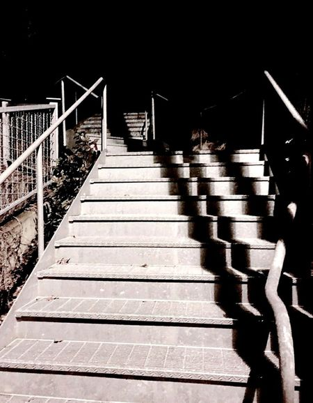 Staircase Steps Steps And Staircases Railing No People Spiral Staircase Day Hand Rail Outdoors Washington State Puget Sound, Washington Seattle, Washington Taken With Samsung Galaxy S7,