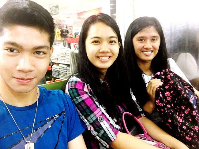 With ate Nicole and kuya Gavin 💕