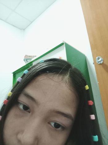 Headshot Portrait Close-up
