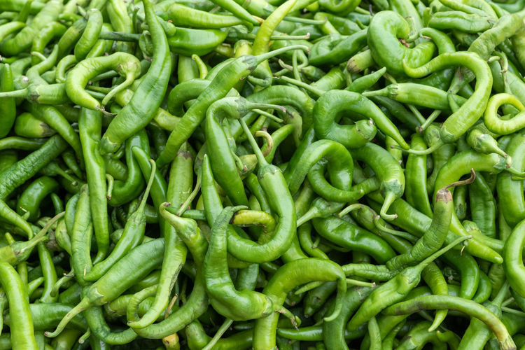 green peppers Food And Drink Green Color Backgrounds Food Freshness Full Frame Vegetable Large Group Of Objects Market Retail  Pepper Abundance For Sale Wellbeing Chili Pepper Healthy Eating Market Stall Green Chili Pepper Spice No People Retail Display Ripe Consumerism Green Peppers