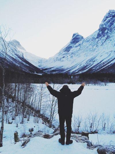 The Feeling Of Freedom Trollstigen Trollstigen Norway Norway Followme EyeEm Nature Lover Naturelovers Beautiful Nature Nature EyeEm Best Shots - Nature