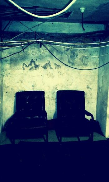 Relaxing Chair Popular Lomography Basement Empty Seats Cellar