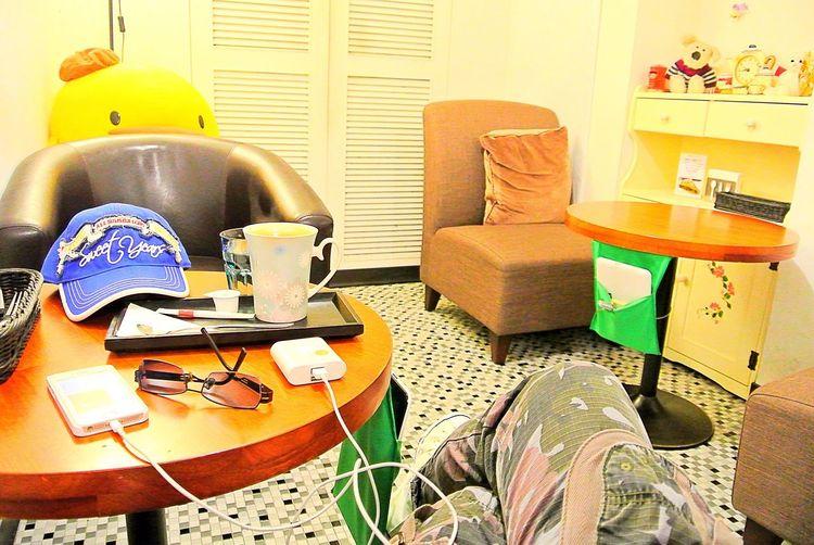 休憩♪ Coffee Cafe Relaxing Taipei Taiwan カフェ 台北 台湾