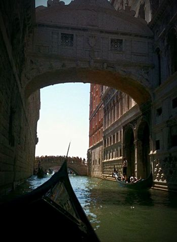 Venice, Italy Venice Canals Architecture Built Structure Arch Building Exterior Indoors  No People Day Sky Vincenzo Improta Weddinginitaly WeddingPlanner Venezia Romantic Romantic Sky Romantic Scenery Romantic City Canals And Waterways