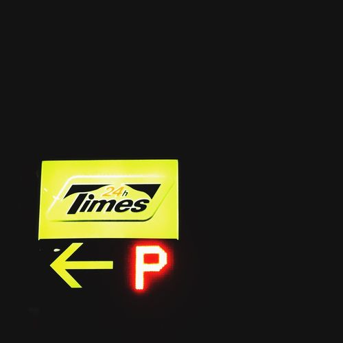 Neon Yellow Night Night Lights Parking Close-up Light Black Background Text Good Silhouette Tokyo Winter Nightscape Point Of View Discover Your City