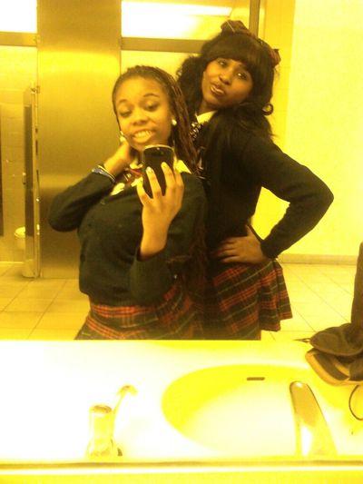me and my girl aha:))