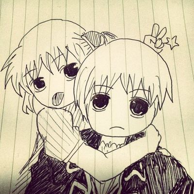 Anime Comic Gintama Kagura Okita 漫画 銀魂 神楽 沖田総悟 絵