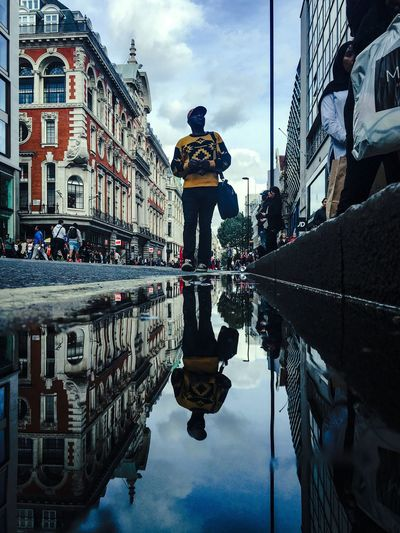 Street Photography Reflection Pedestrians Multi Cultural Tourists Diminishing Perspective Urban Exploration Fine Art Photography Fresh On Eyeem  The Week Of Eyeem EyeEmBestPics City Life EyeEm Best Edits Fine Art Eyeemphotography Creativity EyeEm Best Shots Urban Architecture EyeEm Best Shots - Architecture EyeEm Best Shots - The Streets
