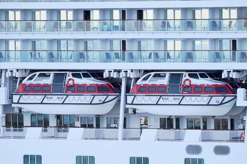 Marítim Traveling Vacations Balconies Cruisship Day Life Boats No People Outdoors