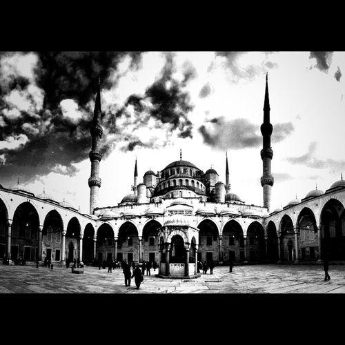 At Sultanahmet