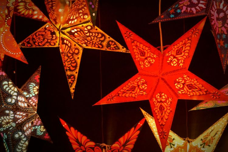 """stars"" Festive Waiting For Ornaments Winter Outdoor Photography Red Color Budapest, Hungary Ilumination Hungary Market Christmas Decoration Christmas Around The World Ornaments Church Architecture Candles Iluminated Budapest Streetphotography Nightphotography Party Time Red Wealth No People Travel Destinations Chinese New Year Night Cityscape Film Industry Close-up Outdoors"