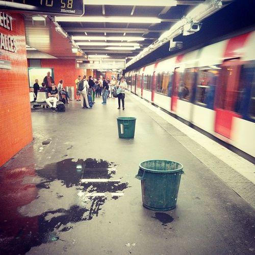 Paris RerB RER_B