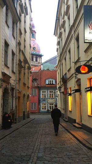 Old Town Latvia Riga Riga Short Trip Architecture_collection Architecture