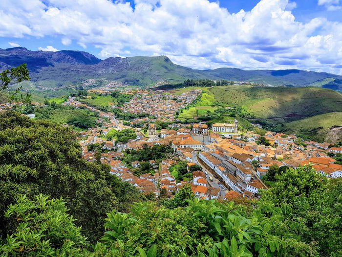 Mirante de Ouro Preto Travel Photography Travel Destinations Travel Relaxing Trip Cloud - Sky Agriculture Day No People Sky Nature Outdoors Mountain