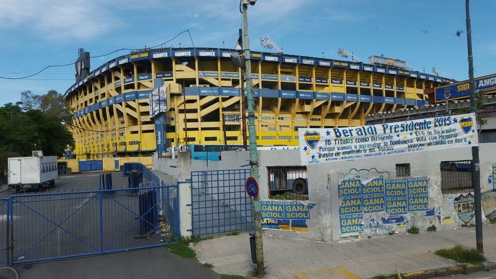 Buenos Aires, Argentina  Estadio