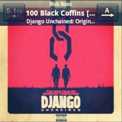 Rickross Maybach Maybachmusic DjangoUnchained QuentinTarantino 100BlacksCoffins