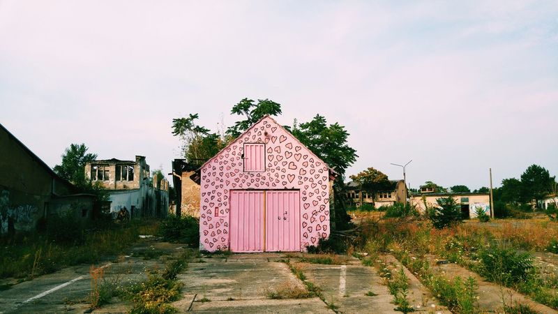The EyeEm Facebook Cover Challenge Abandoned Buildings Abandoned Places Hearts The Week On EyeEm My Favorite Photo
