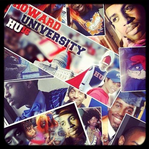 H.O.W.A.R.D U.N.I.V.E.R.S.I.T.Y. Baby !!!❤
