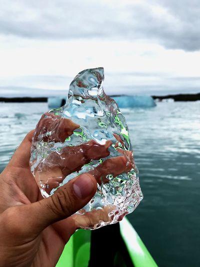 Icecube The Traveler - 2019 EyeEm Awards