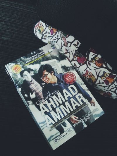 Books. just bought this book just now. worth the read :) he was such an inspirational person. Al-Fatihah