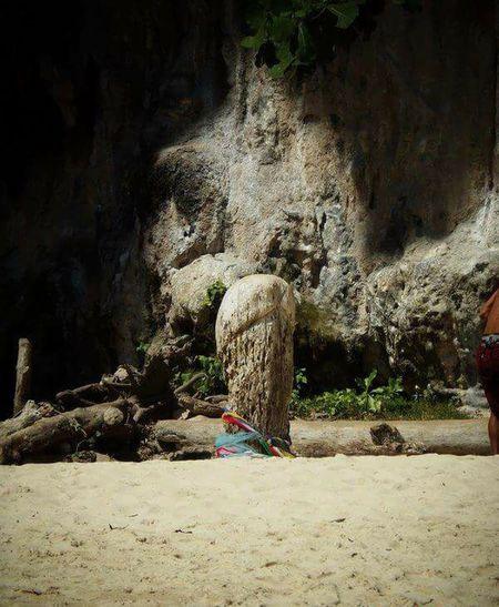 Travel Pranang Cave Railey Beach - Krabi Thailand