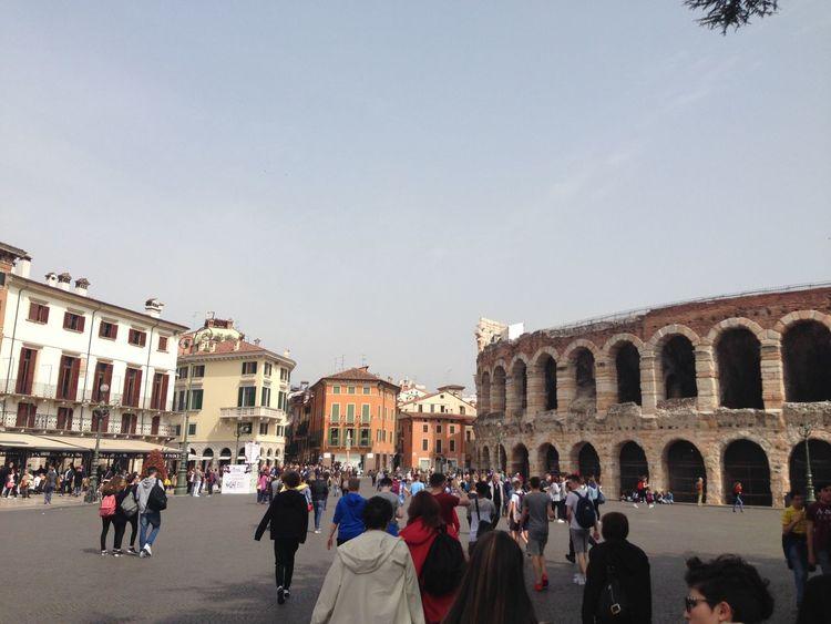 Verona Verona Italy Architecture