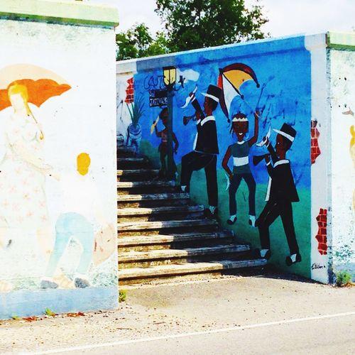 Neworleans NOLA Mural Music