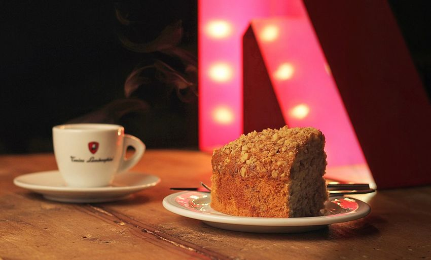 Cake Konjcafe Coffee Commercial Commercial Photography Cafe
