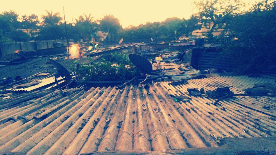 Few art can't be noticed until we live them... Slum Area Morning Light Optimum Nothingisordinary_ First Eyeem Photo