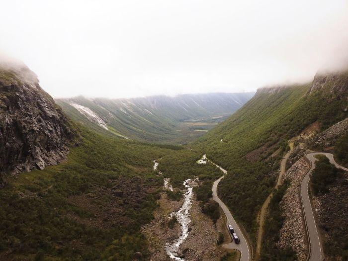 Trollstigen In Norway Is A Beuty Of Nature ❤