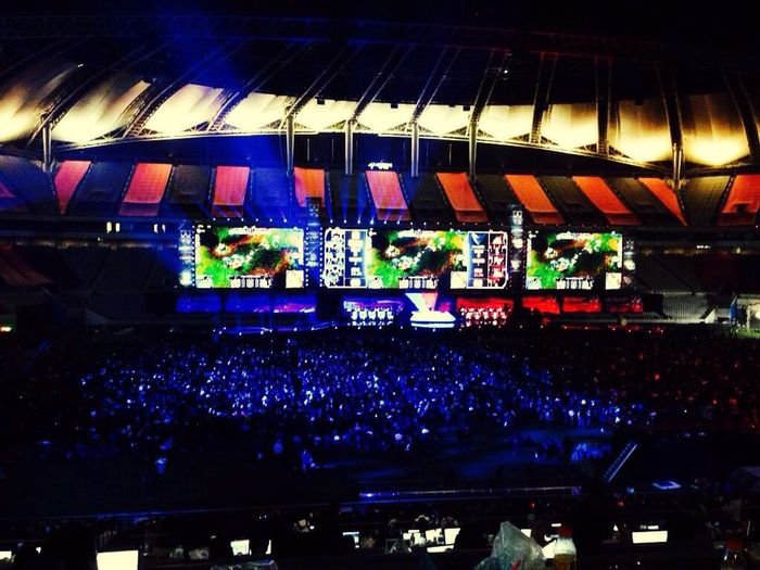 Worlds 2014 League Of Legends LoLWorlds2014 SeoulLeagueofLegends
