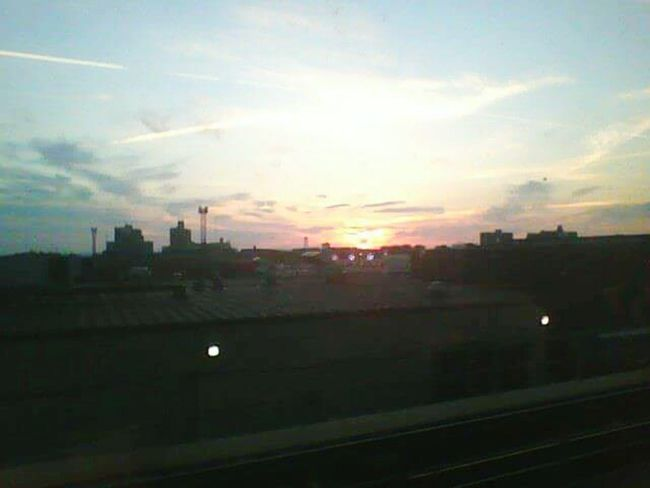 Its always beautiful to see the sun rises to the sky