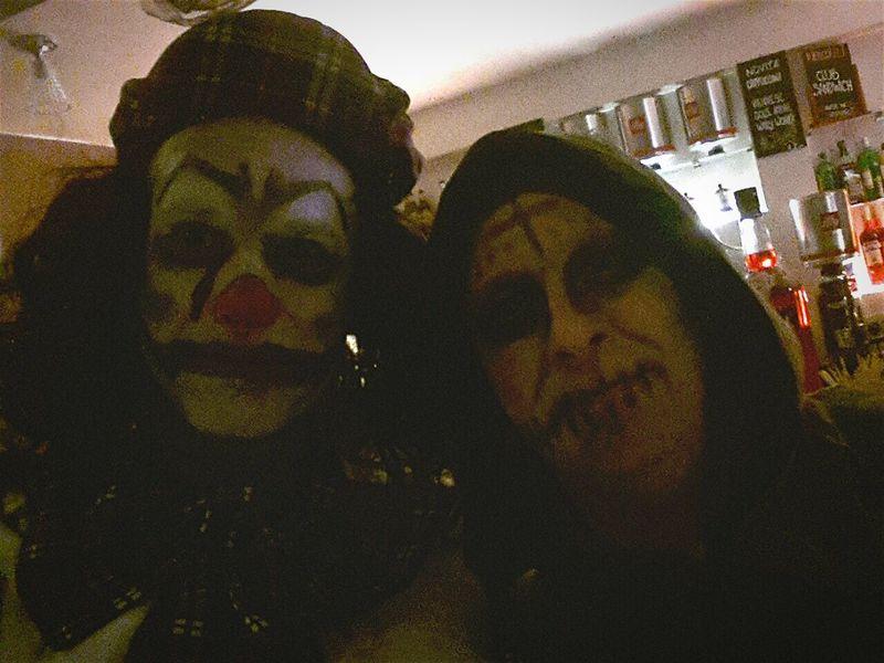 Halloween2015 Venice Halloween Pagliacci Clownkiller Clown