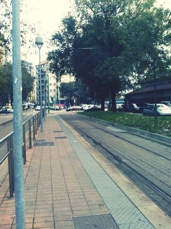 Walking Around Discover Your City Tram Taking Photos