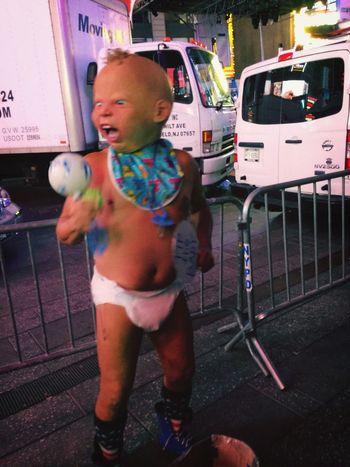 NYC Big Baby Enjoying Life Where Do You Swarm?