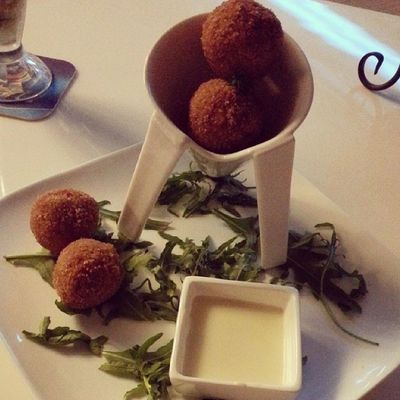 Crab Meat Cheese Balls