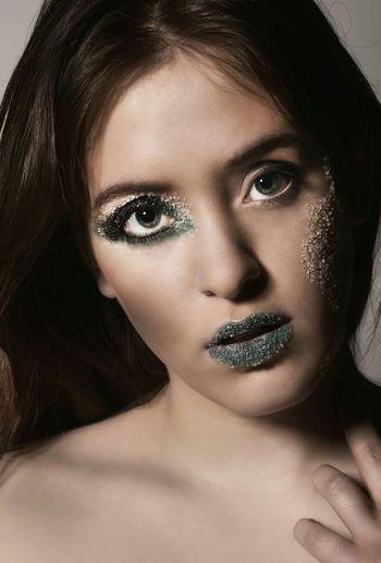 Portrait Make-up People Studio Shot Beauty Photography Vscocam Photo Photographer Models Fashion Model Women