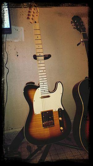 Guitar Time !!!! <3 Playing Guitar Guitartime Fender Telecaster Fender