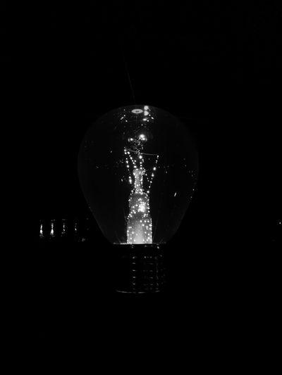 EyeEm Best Shots Light Art Glow Eindhoven Glow 2015 Open Edit Black & White Monochrome Light Bulb Art Getting Inspired
