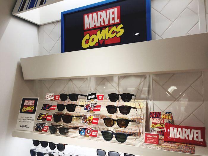 Marvel Eyewear Zoff Marvelcomics