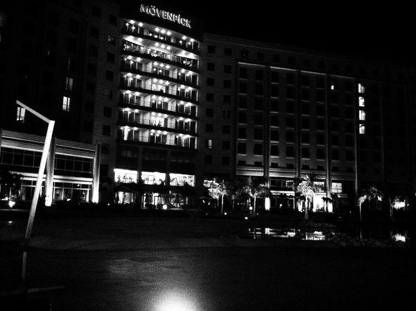 Having fun at Movënpick Ambassador Hotel Accra Having Fun