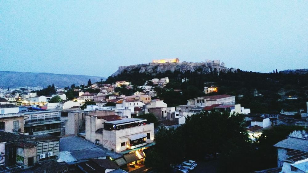 Athens, Greece Acropolis, Athens Roof Top View Ruins Viajar Travel Destinations Discover  EyeEmNewHere Lovefortravel MyWorldInPictures Travellovers